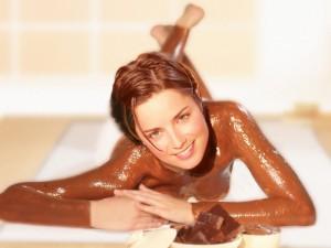 Польза шоколада для кожи