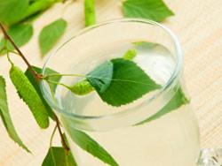 Березовый сок и его польза
