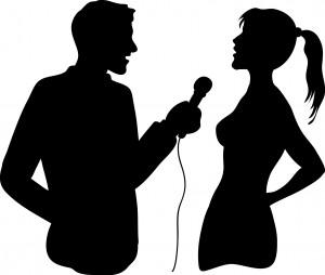 Мое первое интервью