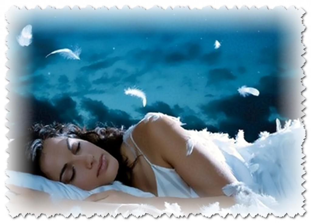 Медитация на сон. Рябь воды.